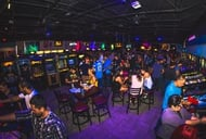 Rubiks Arcade Bar