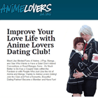 Anime Lovers Dating