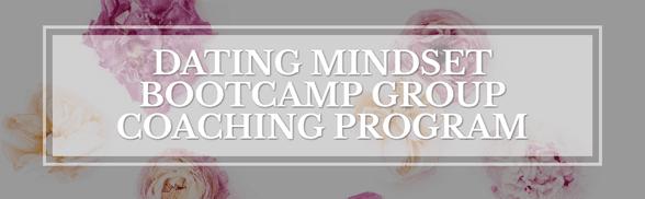 Screenshot of Veronica Grant's Dating Mindset Bootcamp logo