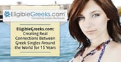 EligibleGreeks.com — Creating Real Connections Between Greek Singles Around the World for 15 Years