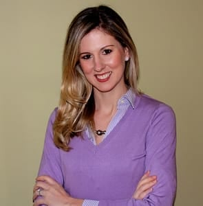 Photo of Jess McCann, dating coach and author