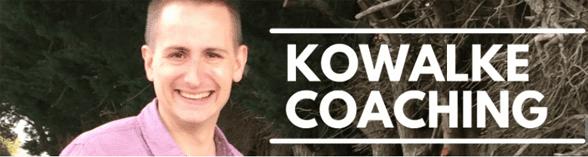 Photo of Peter Kowalke and the Kowalke Relationship Coaching logo
