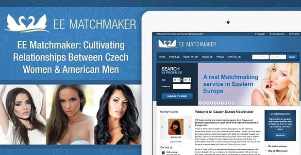 Eastern European Matchmaker Cultivates Relationships Between Czech Women And American Men