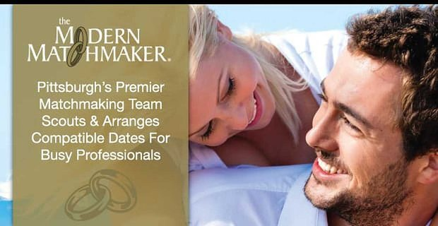 The Modern Matchmaker: Pittsburgh's Premier Matchmaking Team Scouts & Arranges Compatible Dates For Busy Professionals