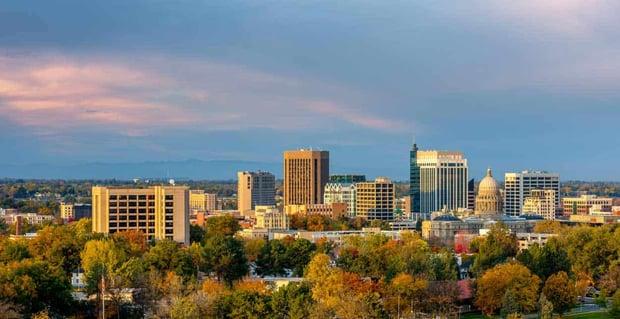Boise City Id