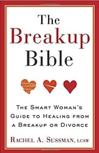 Cover of The Breakup Bible by Rachel Sussman