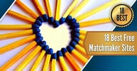 18 Best Free Matchmaker Sites