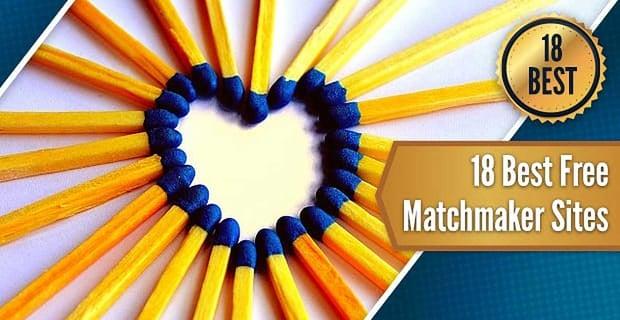 Matchmaker Sites