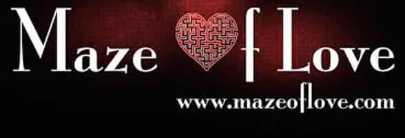 Photo of the Maze of Love logo