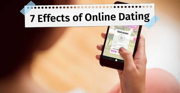 Online Dating Negative Effects
