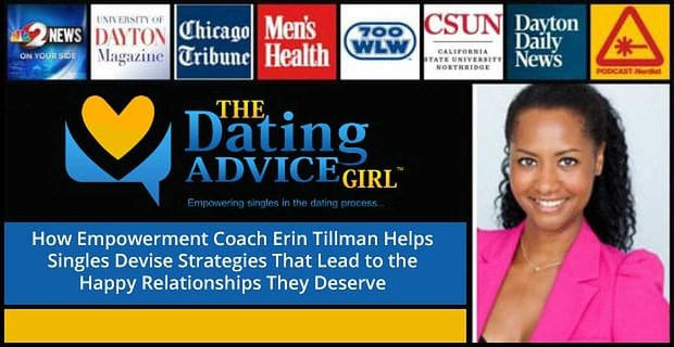 Erin Tillman Offers Strategies That Lead To Relationships