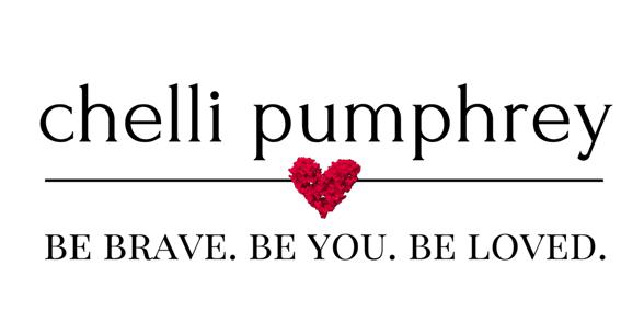 Photo of the Chelli Pumphrey logo