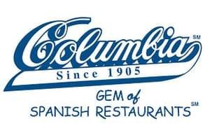 Photo of the Columbia Restaurant logo