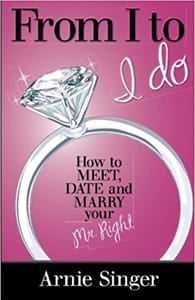 Cover of From I to I Do by Arnie Singer