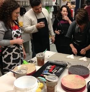 Photo of an art program at deCordova