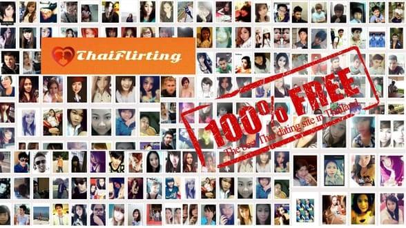 Screenshot of ThaiFlirting profile photos