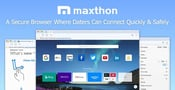 Maxthon: A Secure Web Browser Helps Daters Stay Safe & Connect Faster Than Ever Before