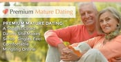 Premium Mature Dating: A Sophisticated Dating Site Makes Senior Singles Feel Comfortable Mingling Online
