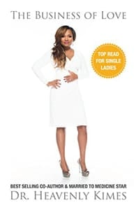 Photo of the cover of The Business of Love by Dr. Heavenly Kimes