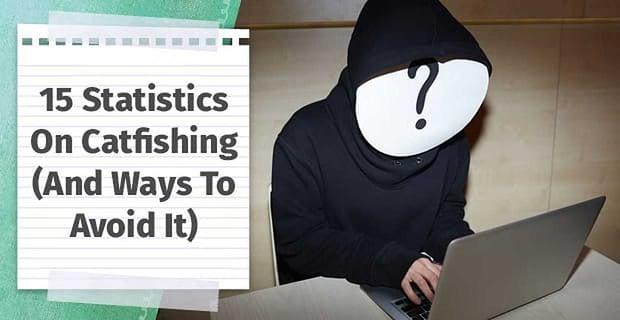 Statistics On Catfishing
