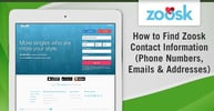 How to Find Zoosk Contact Information (Phone Numbers, Emails & Addresses)
