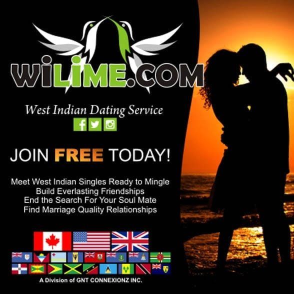 WiLime promotional graphic featuring a couple embracing at sunset