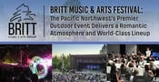 Britt Music & Arts Festival: The Pacific Northwest's Premier Outdoor Event Delivers a Romantic Atmosphere and World-Class Lineup