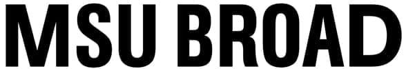 MSU Broad logo