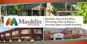 Mauldin: One of the Most Charming Cities to Enjoy a Low-Key Date in South Carolina