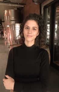 Photo of Aliénor Reisner, Event Director at NYC's City Winery