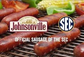 Photo of the Johnsonville logo