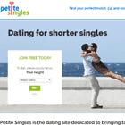 Petite Singles