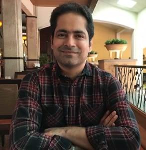Photo of Vikkramm Chandirramani, Founder of Futurescopes.com