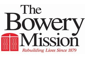 Photo of the Bowery Mission logo