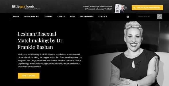 Screenshot of Little Gay Book