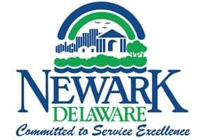Photo of Newark's city logo