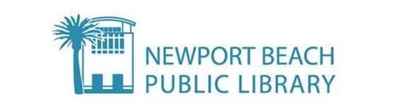 Newport Beach Public Library logo
