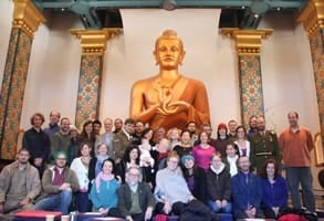 Photo of the Shambhala Mountain Center's staff