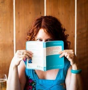 Photo of Marcia Gagilardi, author and freelance food writer