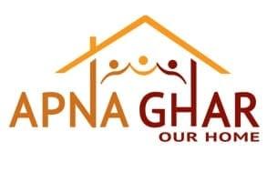Photo of the Apna Ghar logo