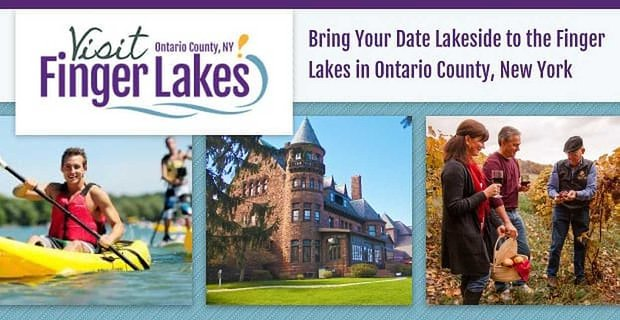 Bring Your Date Lakeside To The Finger Lakes In Ontario County New York