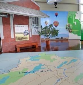 Photo of the Central Pennsylvania Visitors Bureau