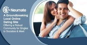 Neumate: A Groundbreaking Local Online Dating Site Offering a Robust Community for Singles to Socialize & Meet