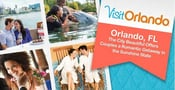 Orlando, FL: The City Beautiful Offers Couples a Romantic Getaway in the Sunshine State