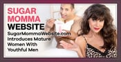 SugarMommaWebsite.com Introduces Mature Women With Youthful Men