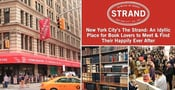 New York City's The Strand: An Idyllic Place for Book Lovers to Meet & Find Their Happily Ever After