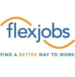 Photo of the FlexJobs logo
