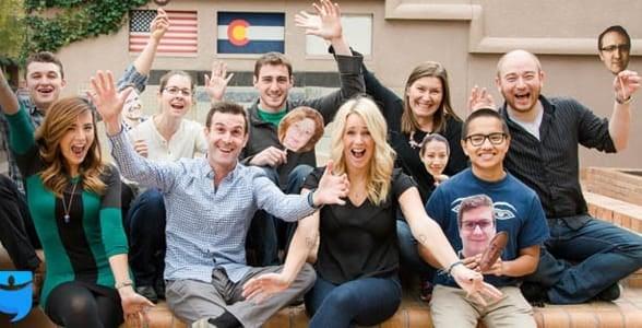 Photo of the BiggerPockets team