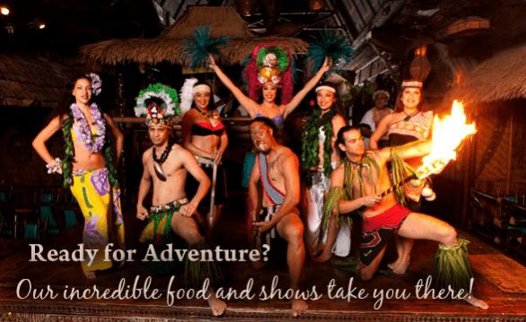 Photo of Mai-Kai Polynesian Show performers