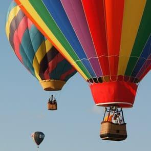 Photo of the Balloon Festival